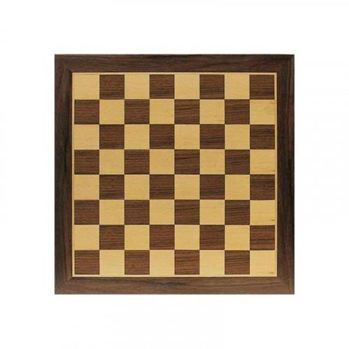 Tab. ajedrez marqueteria 40x40 cm