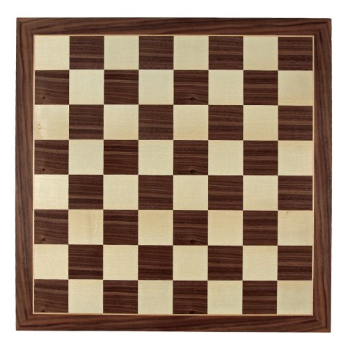 Tablero de ajedrez pro 40X40 cerezo