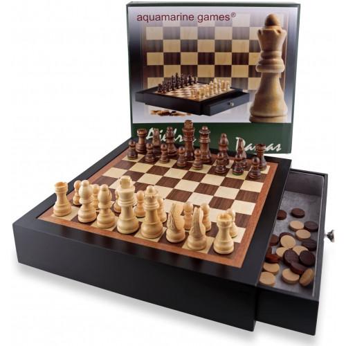 Mueble lacado ajedrez,...