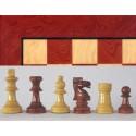 staunton 3 amarillo/rojo        FS-3/AR TAR-1
