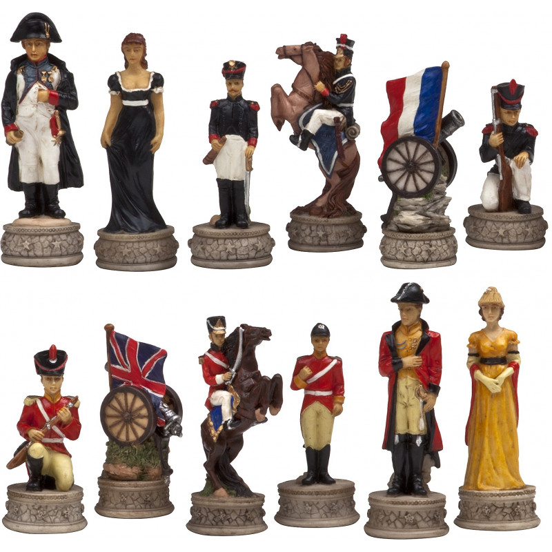 Waterloo figuras
