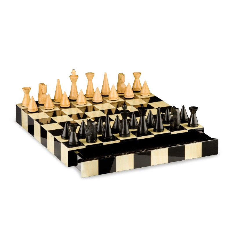 Juego ajedrez 35x35 cm